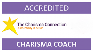 Accredited Charisma Coach Badge