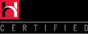 Hogan logo certified
